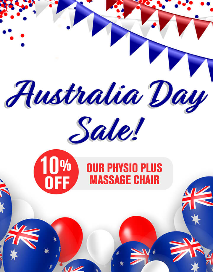 Masseuse Massage Chair Australia Day Sale Mobile