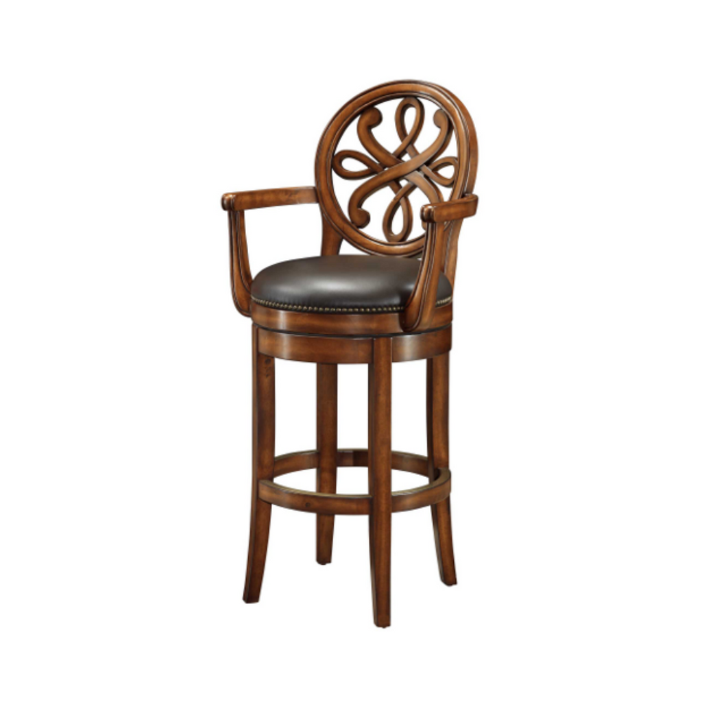 Laurel Wood Barstool