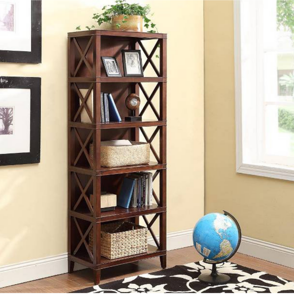 Providence Open Shelf Bookcase