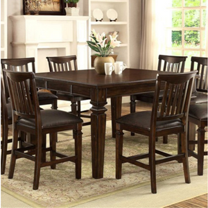Vanderhill 9-Piece Counter Height Dining Set