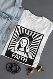Faith, Urban Style shirt, Streetwear, El salvador Clothing, Religious, Short-Sleeve Unisex T-Shirt - SIVAR ESTILO