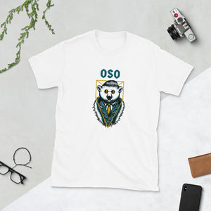 Oso, Nickname t shirt, El salvador clothing, Short-Sleeve Unisex T-Shirt - SIVAR ESTILO