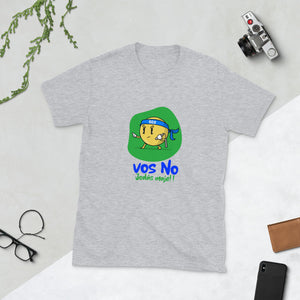 Vos No Jodas Maje, Emoji Collection El Salvador t-shirt, 503 ninja emoji - SIVAR ESTILO