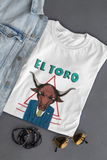 El Toro, Mad Face, The bull, Short-Sleeve Unisex T-Shirt - SIVAR ESTILO