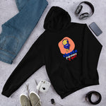 Cipote Pupusero y que, El Salvador Unisex Hoodie, Emoji Collection by Estebancito