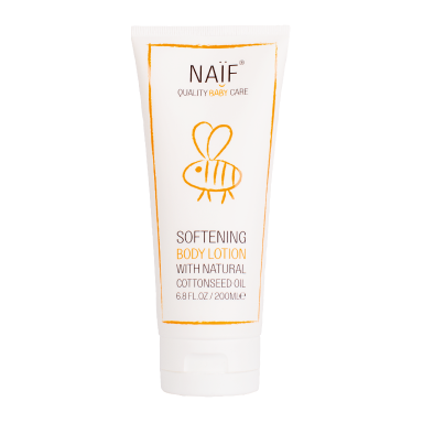 Naïf Verzachtende bodylotion (200ml)