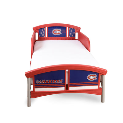 NHL Montreal Canadiens Toddler Bed