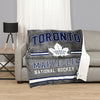 NHL Toronto Maple Leafs Superluxe Throw