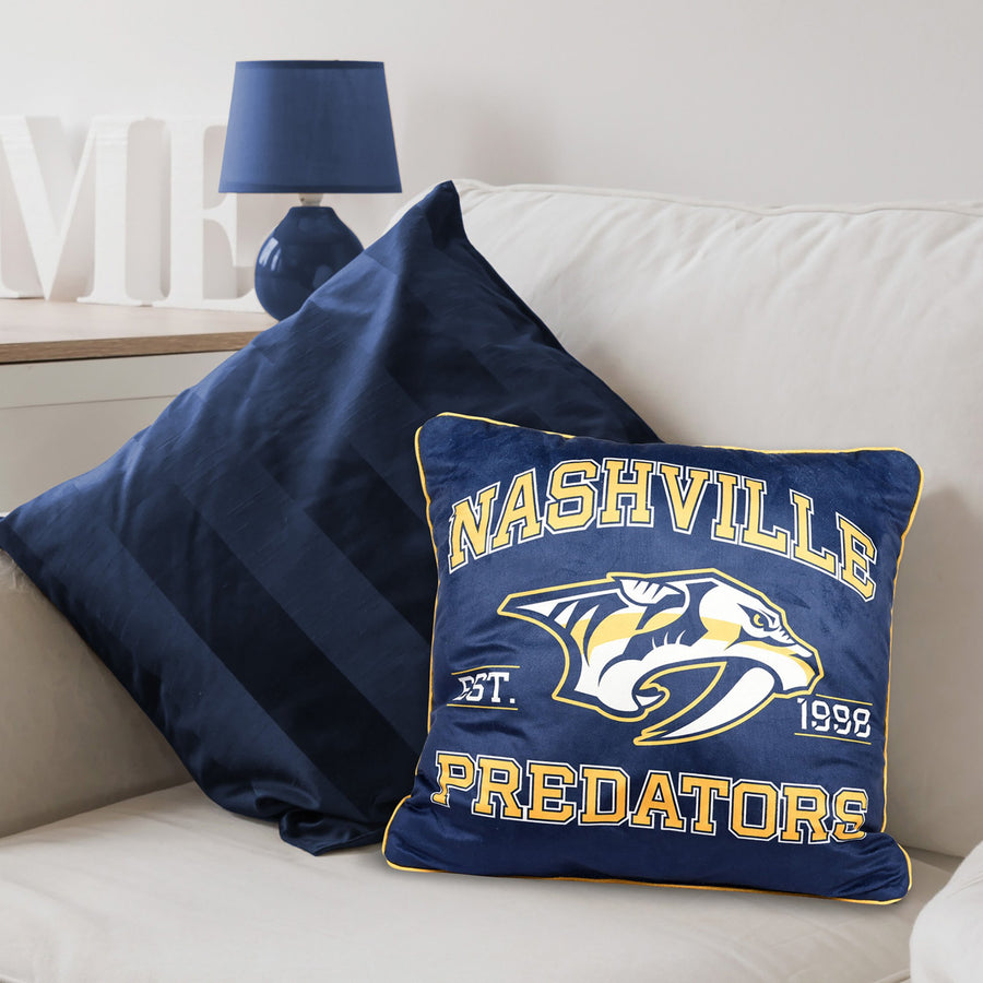 NHL Nashville Predators Accent Pillow