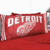 NHL DETROIT RED WINGS BODY PILLOW
