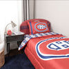 NHL Montreal Canadiens Twin Bedding Set