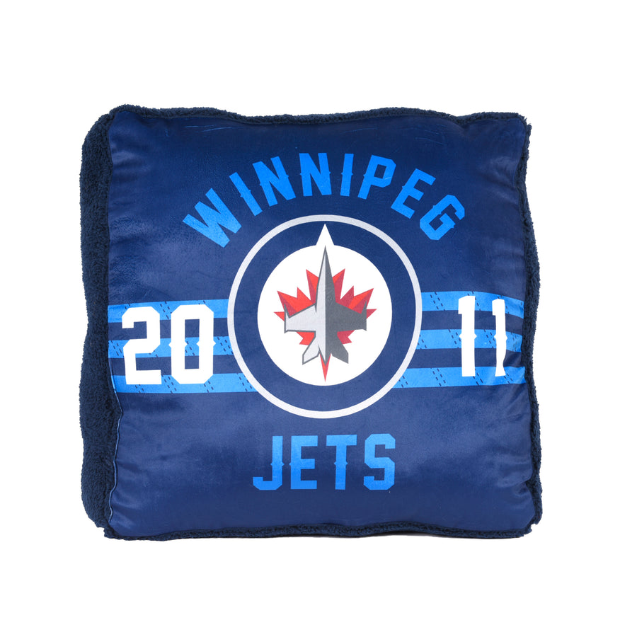 NHL Winnipeg Jets Jumbo Floor Pillow