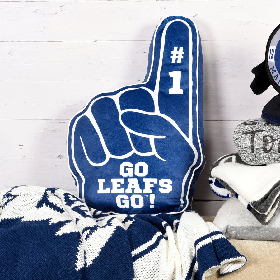 NHL Toronto Maple Leafs Finger Pillow