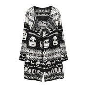 RoseyMacy 2020 Autumn Winter Women Cardigan women Outerwear Women Coat Women Jacket