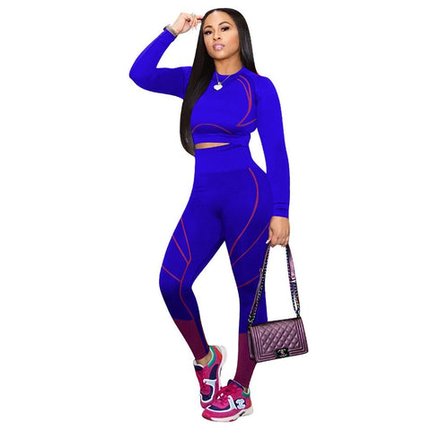 RoseyMacy 2020 Yoga Outfit Sweatsuit Women sweatsuit US Women Yoga Outfit US Women Sweatsuit