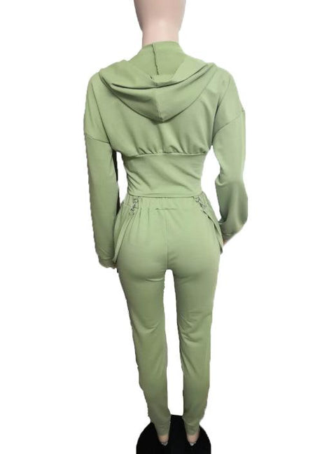 RoseyMacy Women sweatsuits Two pieces Outfits