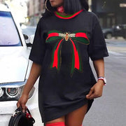 RoseyMacy Women T-shirt Long T-shirt
