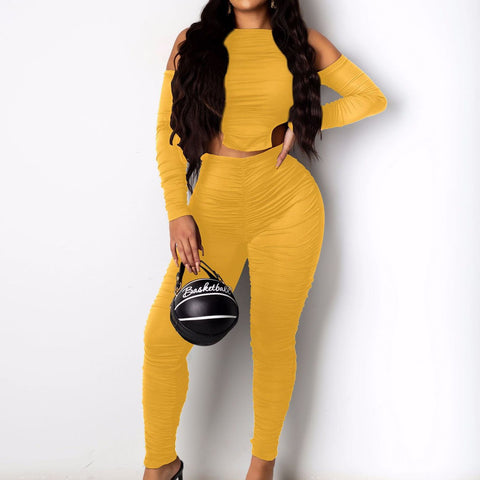 RoseyMacy Women Jumpsuit Sexy Hollow Out Jumpsuit