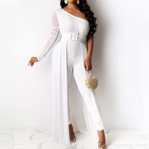 RoseyMacy Women Jumpsuit Long sleeves Jumpsuit