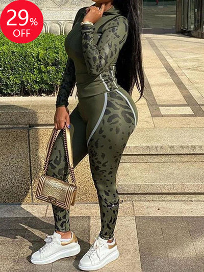 Roseymacy Two Pieces Women Sweatsuit(Flash sale ended. )