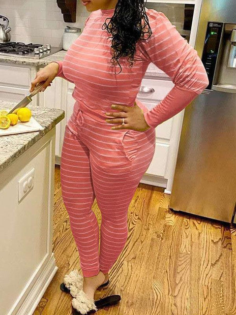 RoseyMacy 2020 Women Outift At-home Outfit Home Pajamas Women Outfit