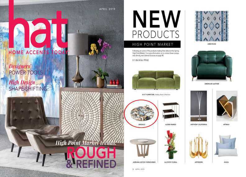 Home Accents Today - April 2019