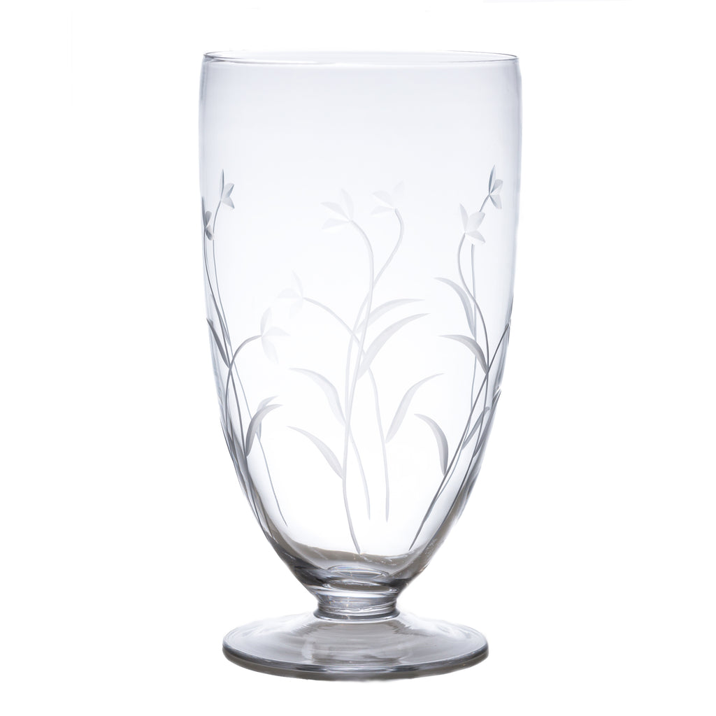 164026 Abigails Wholesale Home Décor Glassware Hurricanes Classic Glass Hurricane Anna Style Classic