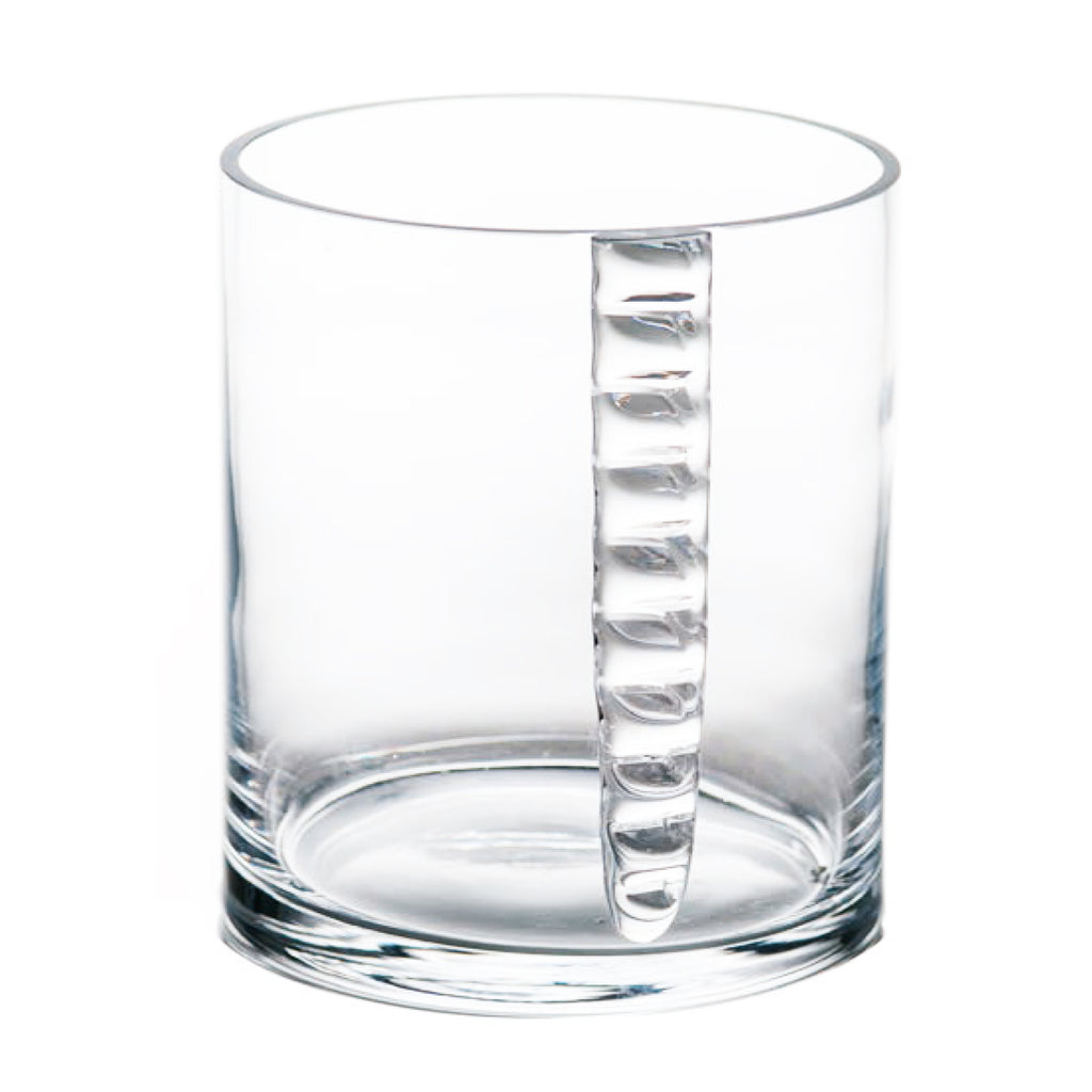 Crystal Clear Ice Bucket