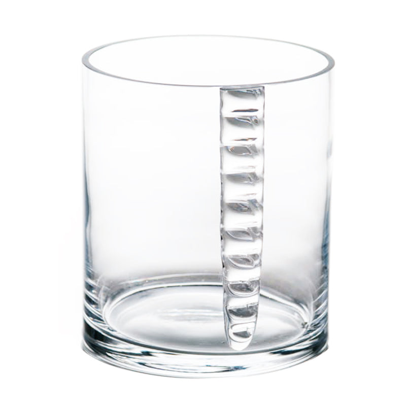 164542 Abigails Wholesale Tabletop Glassware Ice Buckets and Coolers Crystal Clear Ice Bucket Maui