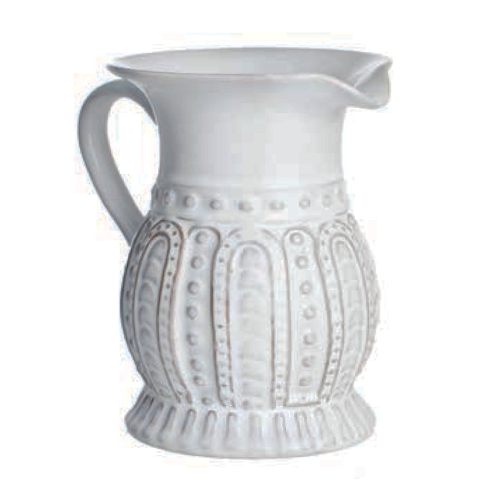 Charlot Pitcher, Lace Design