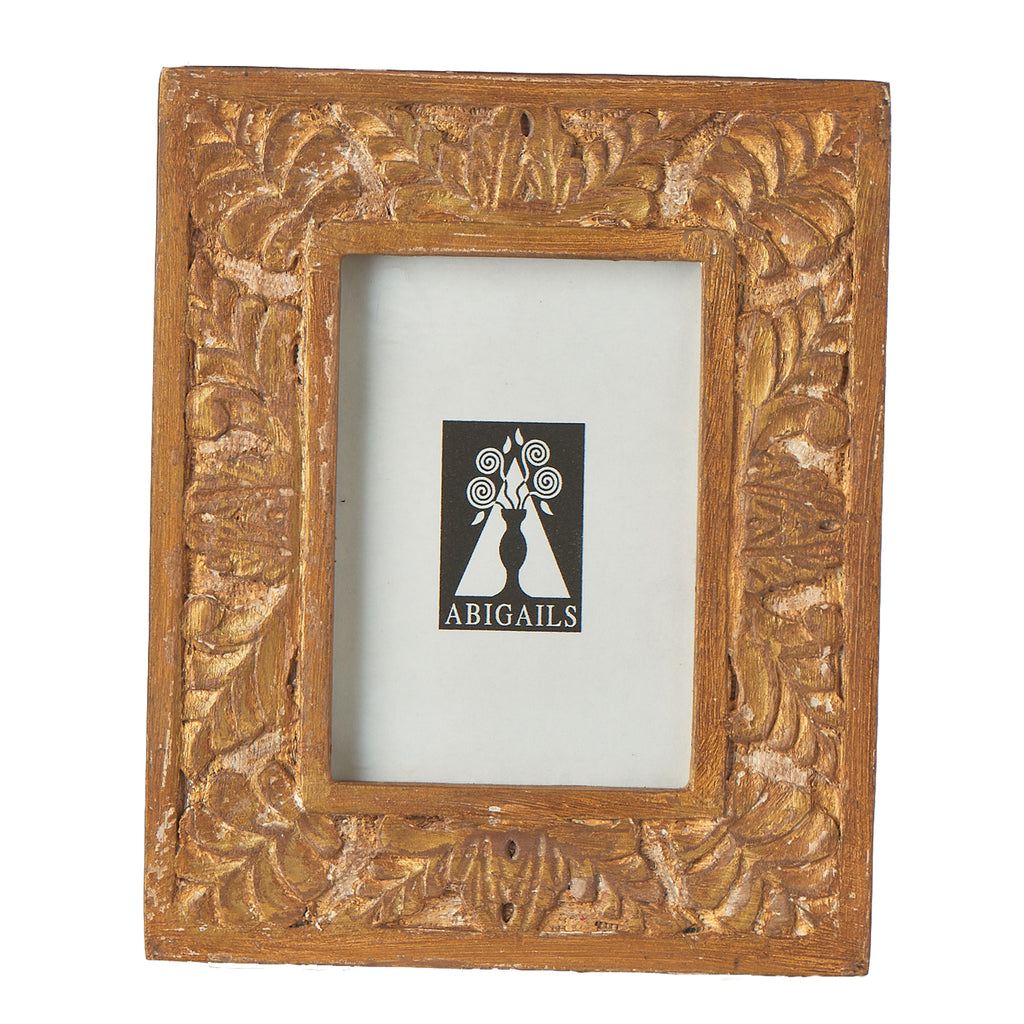Frame, Carved-Wood