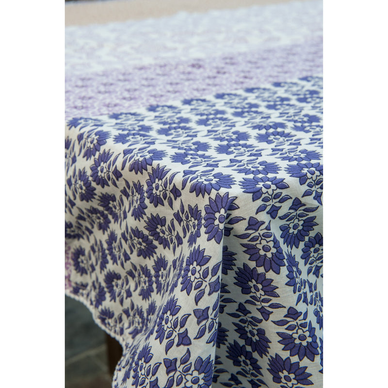Veranda Tablecloth, Willow Design, Small