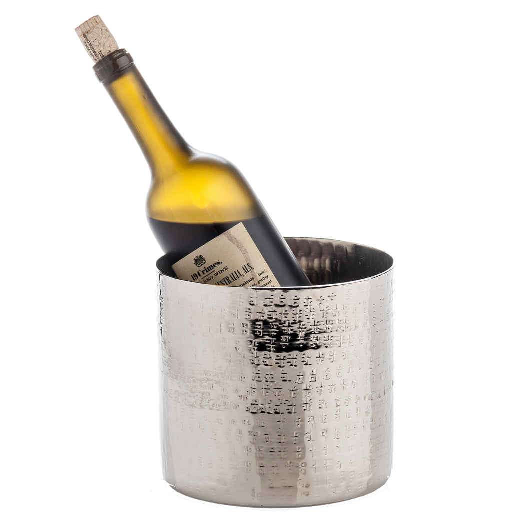 Elements Nickel Wine Cooler