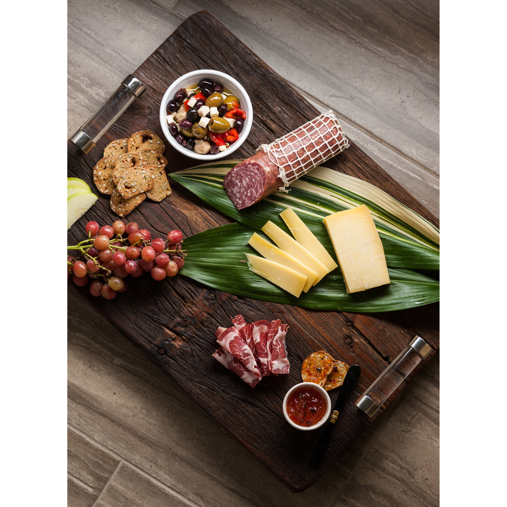 Chalet Wood Tray