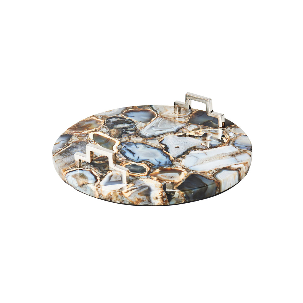 240716 Abigails Wholesale Tabletop Ceramics Oyster Plates Oyster Plate, Small Seaside