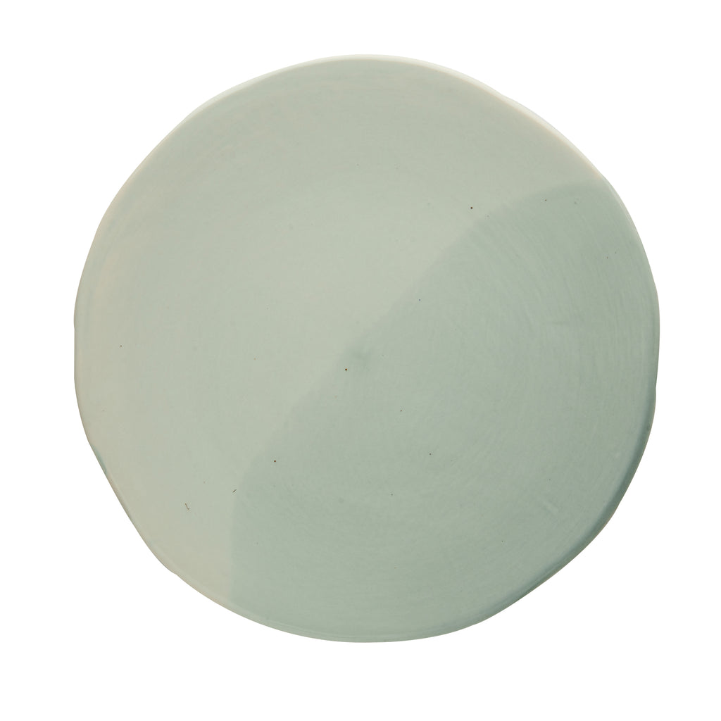 Carmel Dinner Plate, Light Blue Gray, Set of 4