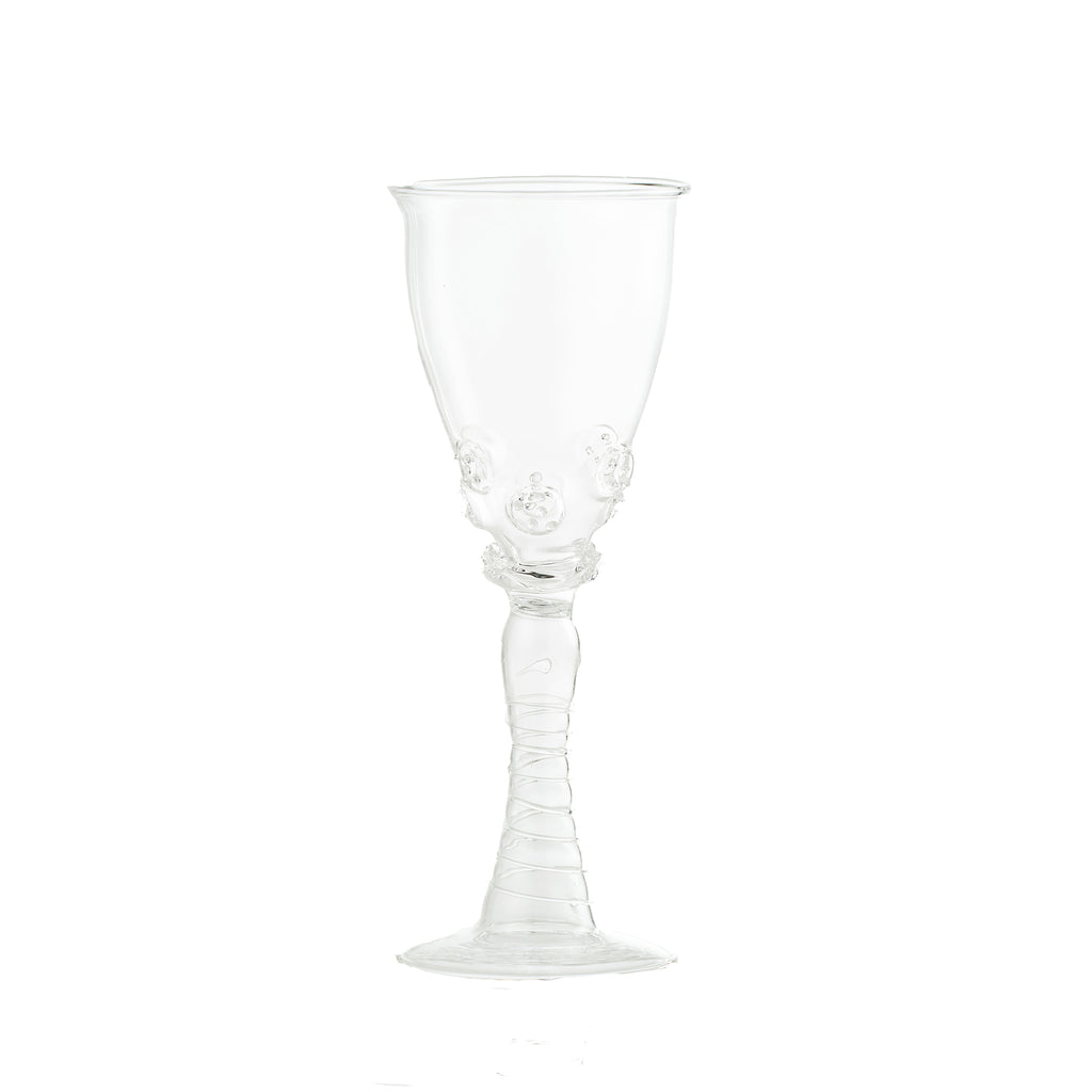Ophelia Wine Glass, Clear, Set of 6