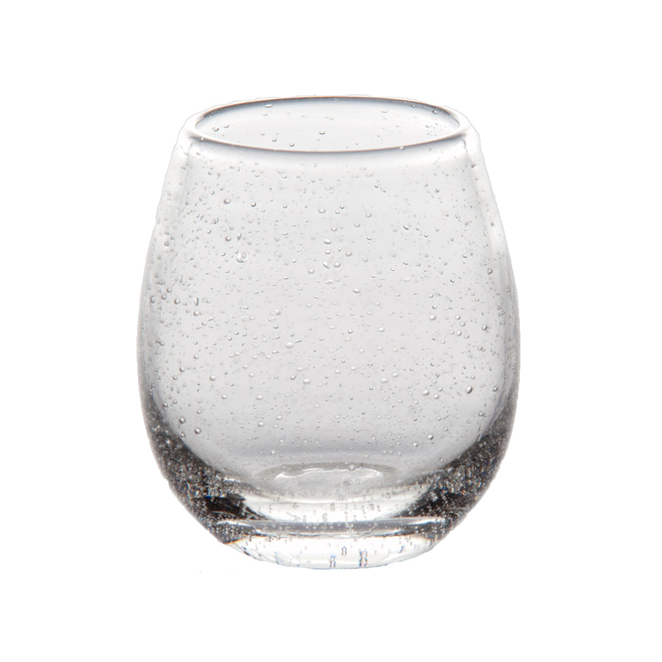 St. Remy Bubble Stemless Wine Glass, Set of 4