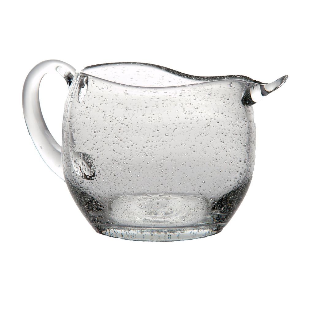 St. Remy Bubble Glass Pitcher