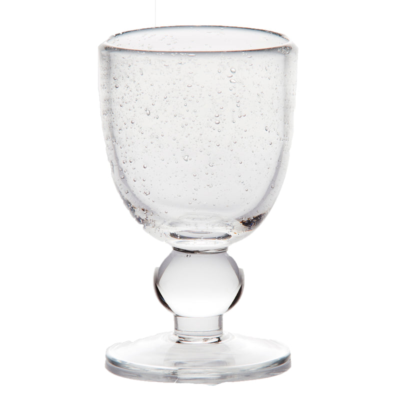 St. Remy Bubble Glass, Water, Set of 4