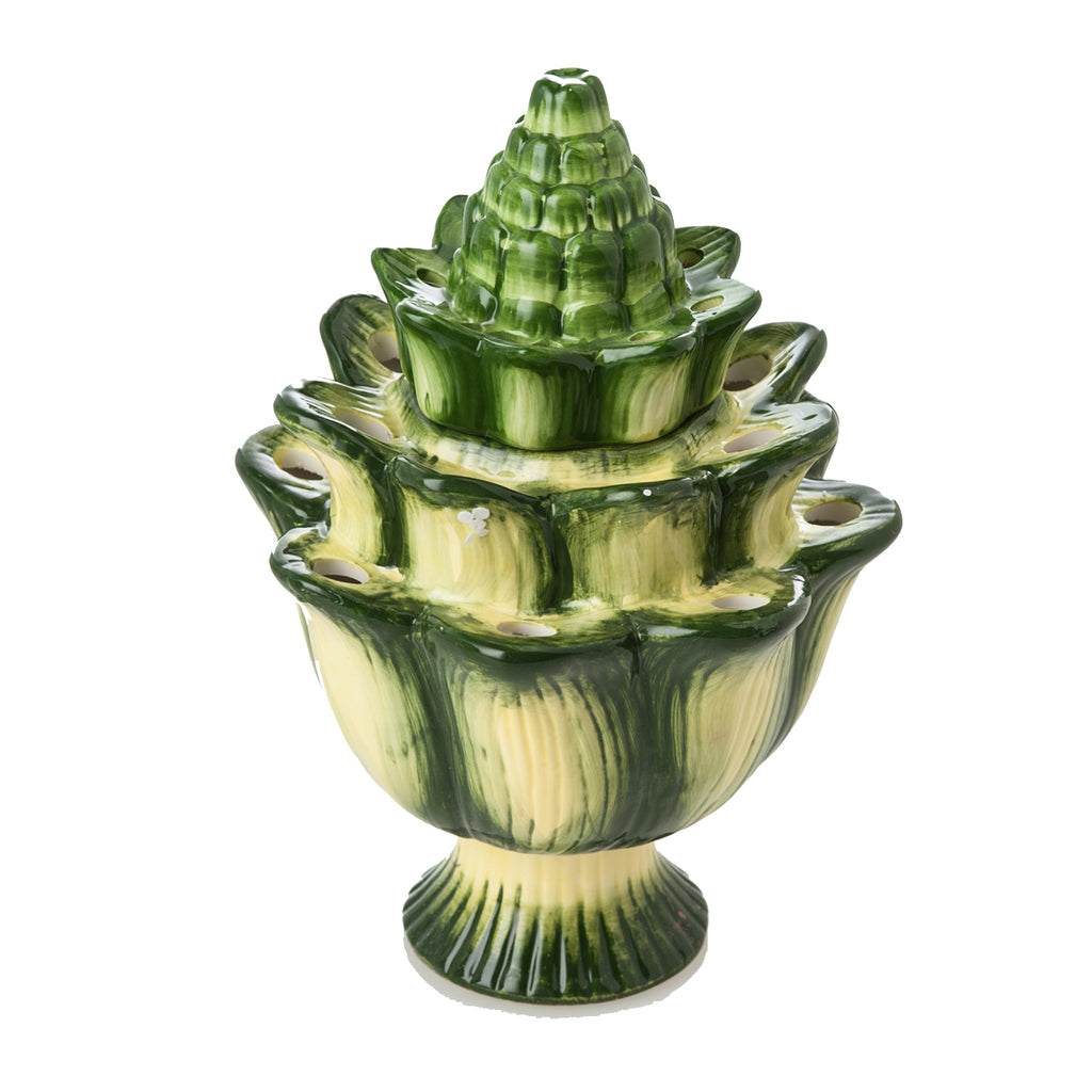 Artichoke Tulipiere, Green, Large