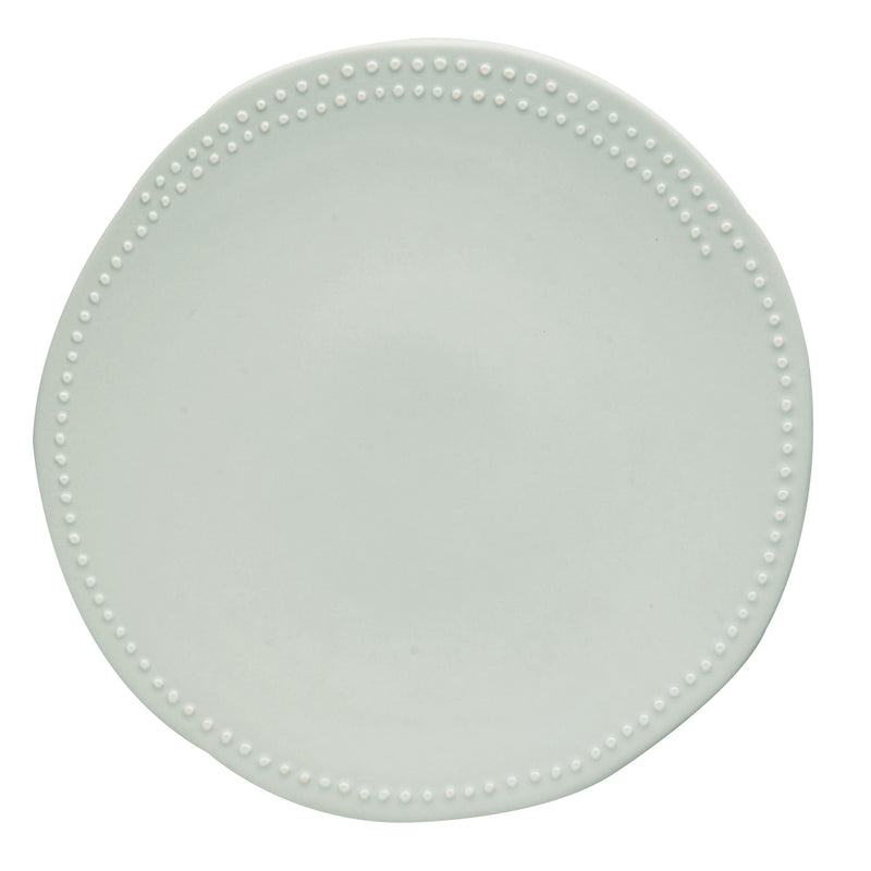 Carmel Dinner Plate, Off-White, Set of 4