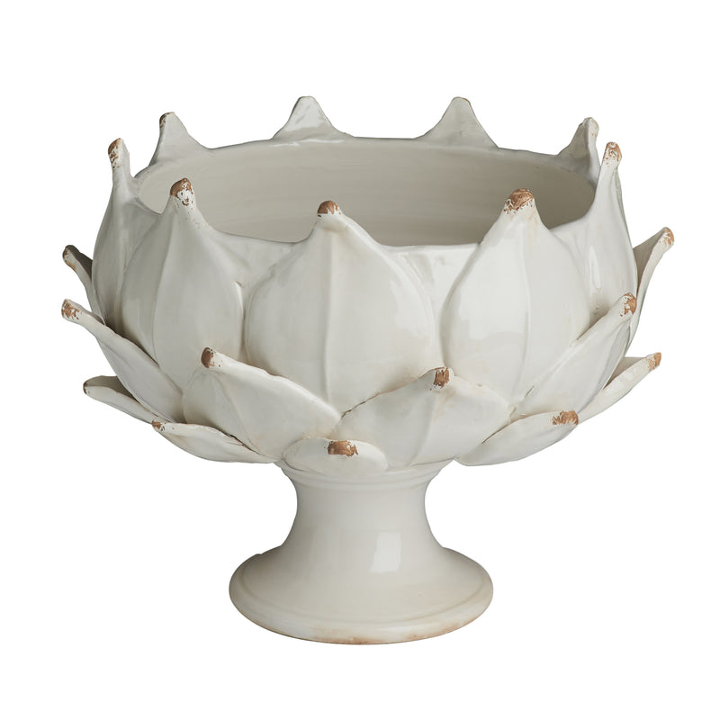 Gathered Garden Artichoke Planter, Large