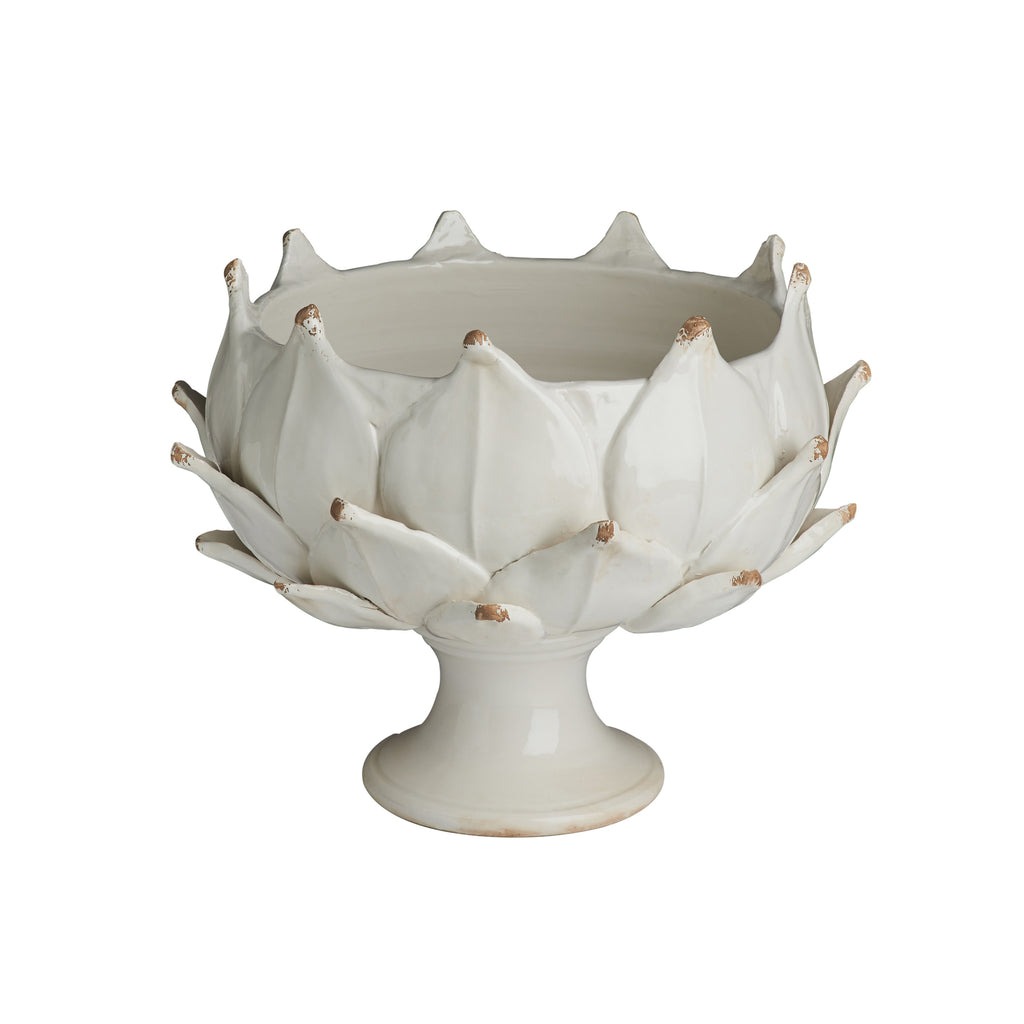 Gathered Garden Artichoke Planter, Small