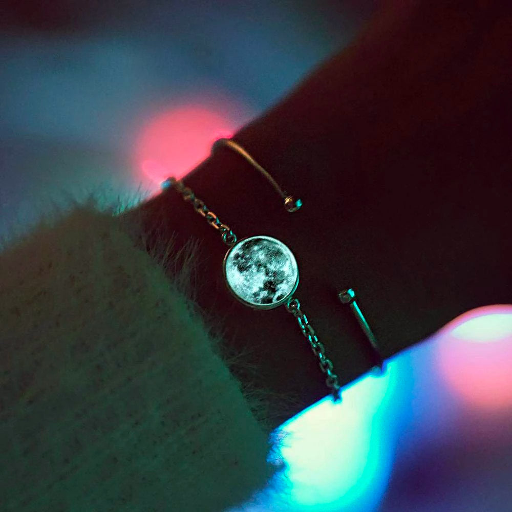 Glow Moon: Braccialetto Luminoso
