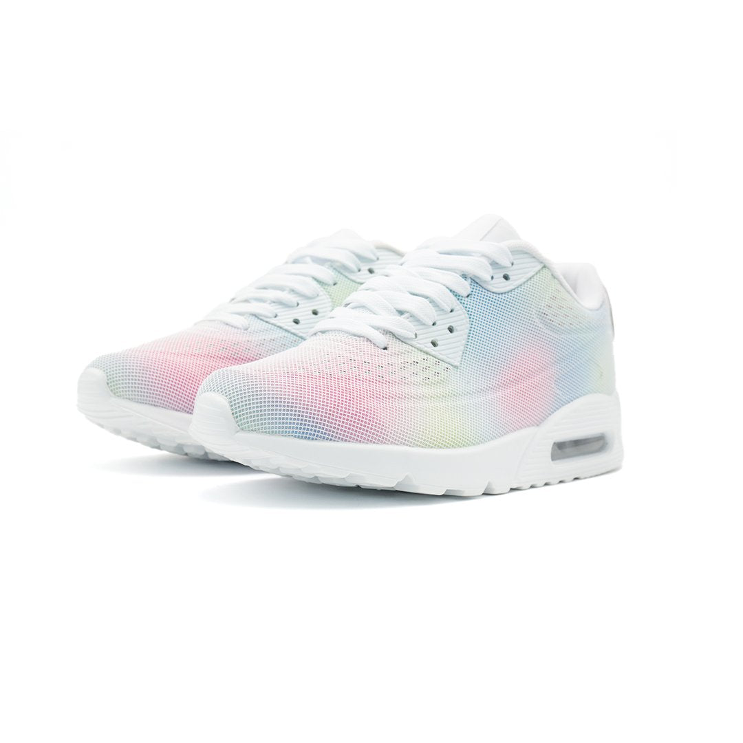 Strobe - Sneakers da donna con suola air