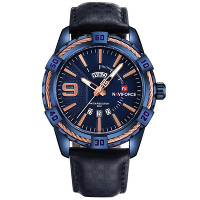 Naviforce Sea: Orologio elegante per uomo