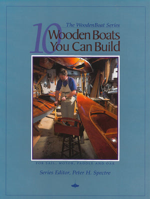 10 Wooden Boats You Can Build
