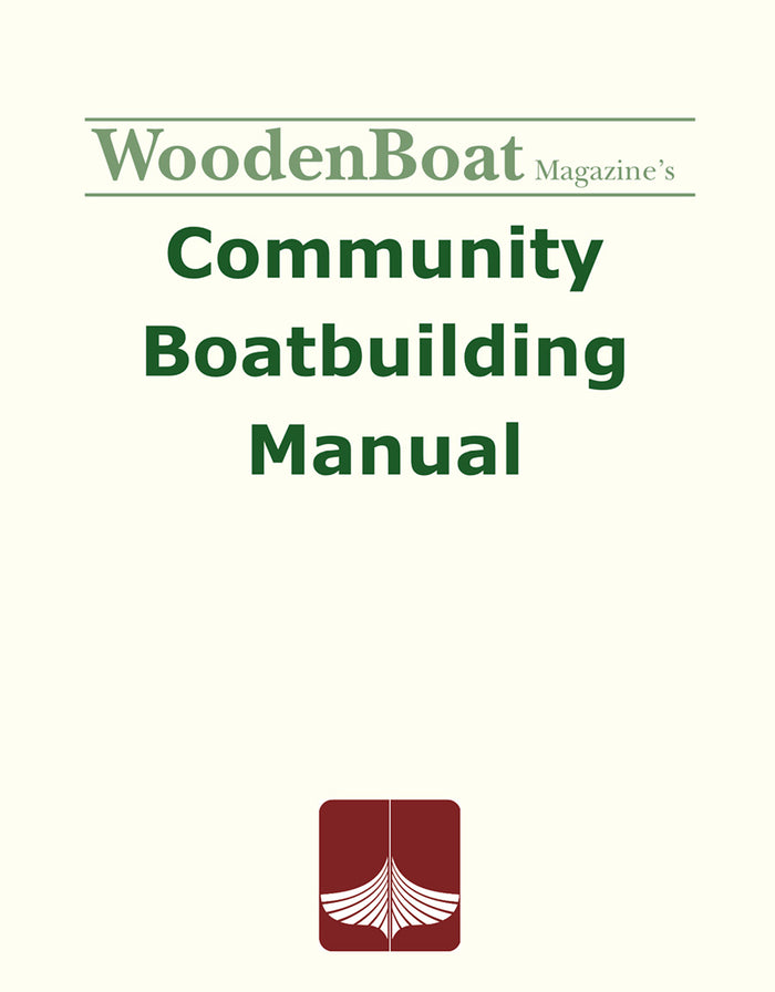Community Boatbuilding