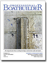 Professional BoatBuilder #174 August/Sept 2018